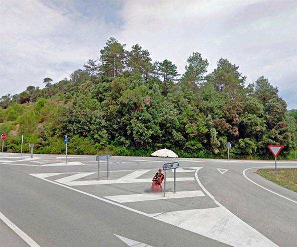 Carretera de Olot, Crespià, CT, Spain