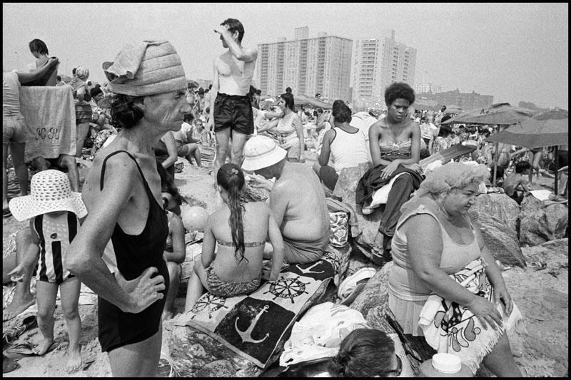 Coney Island. 1977