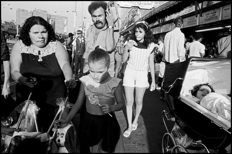 Coney Island. 1986